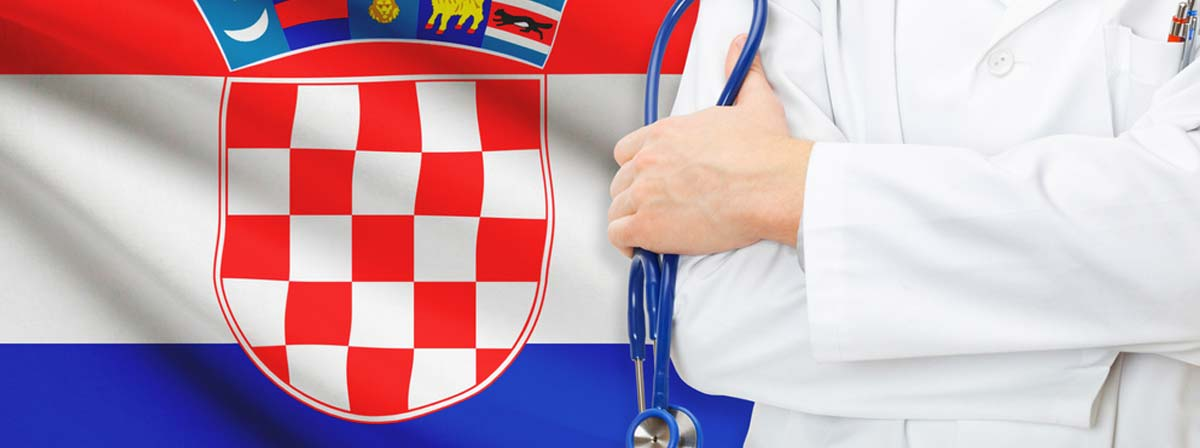 healthcare in Croatia