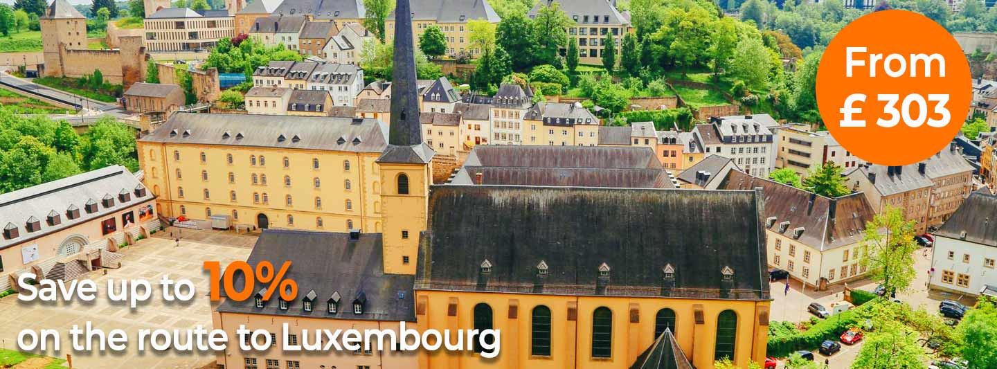 Moving to Luxembourg from UK