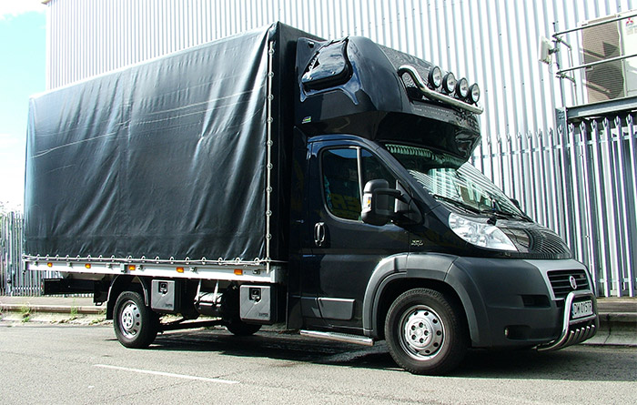 vanone vehicle, cheap european removals